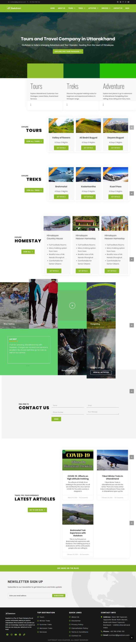 Digital Marketing Company in Uttarakhand goadven
