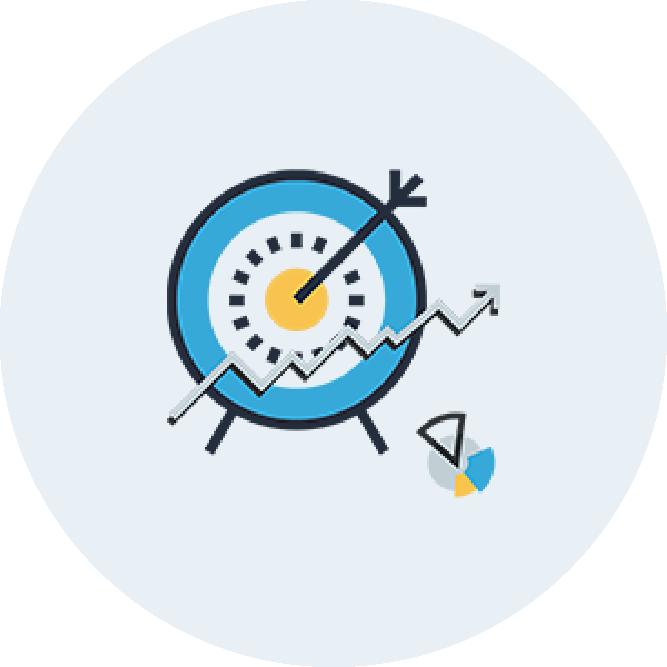 search engine optimization-circle