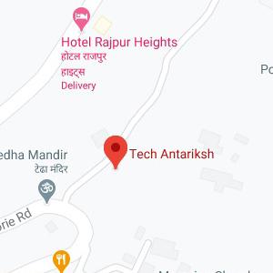 tech antariksh location
